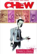 Chew TP volum benzi desenate album Image Comics