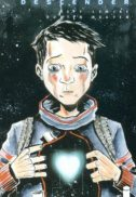 Descender primul print sold out image comics benzi desenate Bucuresti Romania