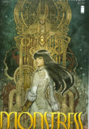 Monstress #1 priml print benzi desenate noi Image Comics