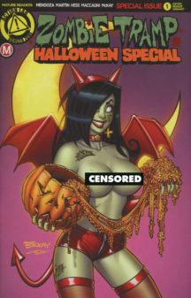 Zombie tramp benzi desenate noi comics erotice