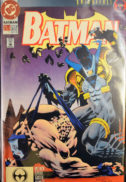 Bane benzi desenate vechi Batman comics dc