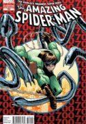 amazing spider-man 700 300 numar cheie benzi desenate noi Marvel comics