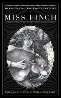 Neil gaiman benzi desenate noi hard cover miss finch