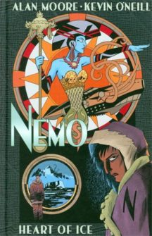 Nemo heart of ice Alan Moore Hard Cover comic