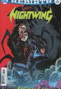 Nigthwing 5 benzi desenate batman dc comics