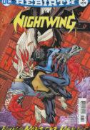 Nightwing benzi desenate dc comics noi