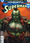 superman dc comics rebirth orc