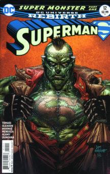 superman dc comics rebirth orc