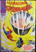 Stan Lee Spider-Man amazing benzi desenate Gwen