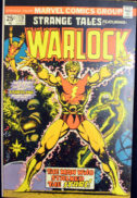 Strange Tales Warlock Magus prima aparitie numar cheie