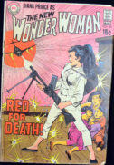 Wonder Woman dc comics benzi desenate vechi
