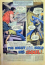 dc comics brave and the bold Batman Sgt Rock