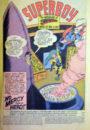 Superboy DC COmics vechi