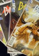 Batgirl batman dc comics new 52 benzi noi