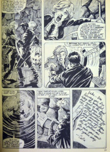 Epic illustrated horror revista comics benzi desenate marvel