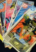 Set complet benzi desenate dc comics