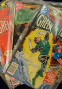 dc comics seturi benzi desenate comics green lantern bronze age