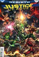 Cyborg Justice League benzi desenate noi Dc Comics