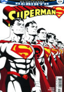 Superman Rebirth benzi desenate noi