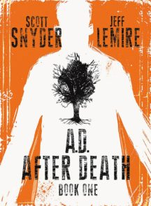 A.D. After Death 1 benzi desenate noi image comics