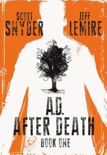 A.D. After Death 1 benzi desenate noi image comics