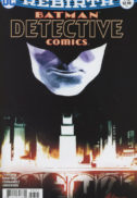 Detective Comics batman dc comics