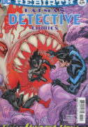 Detective comics nightwing rebirth dc comics batman