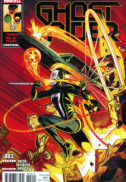ghost rider benzi desenate noi comics
