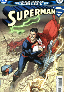 Superman dc comics benzi desenate noi rebirth