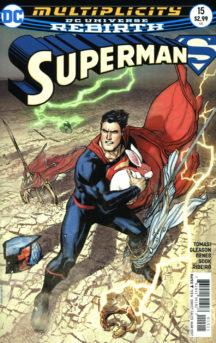Superman dc comics benzi desenate noi rebirth