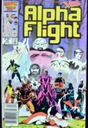 alpha flight x-men prima aparitie