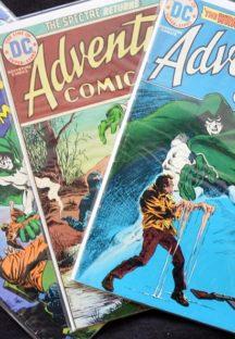 Lot benzi desenate DC Adventure Comics Spectre