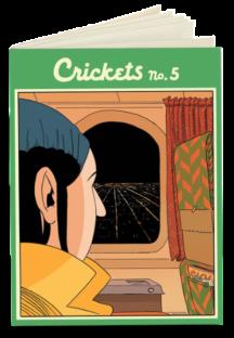 Crickets benzi desenate de independenti Romania