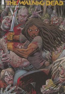 Walking Dead benzi desenate comics image