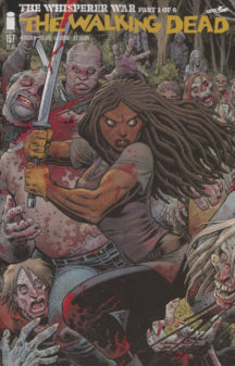 Walking Dead benzi desenate comics image