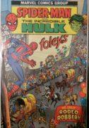 Spider-Man vs Hulk Houston gratis benzi desenate commics