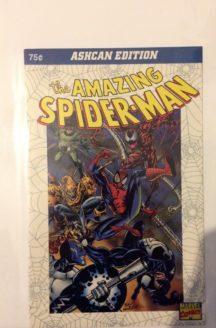Mini comic amazing spider-man marvel Romania