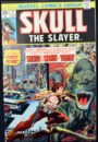 Skull Slayer Marvel benzi desenate comics