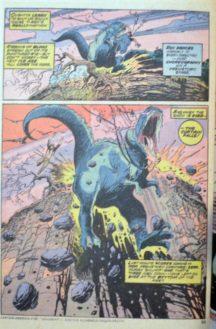 Skull Slayer Marvel benzi desenate comics