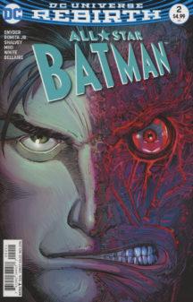 DC Comics All-Star Batman Rebirth