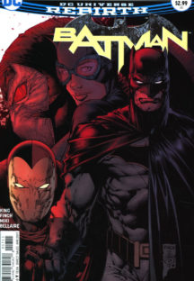 Batman DC Comics Bane rebirth benzi desenate noi