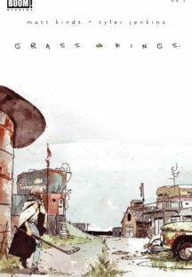 Grass Kings benzi desenate noi Boom Comics