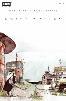 Grass Kings benzi desenate noi Boom Comics