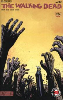 Walking Dead benzi desenate Michonne Rick Grimes