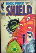 Nick Fury Agent of Shield Jim Steranko