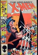 Uncanny X-Men Cover Wolverine benzi desenate comics