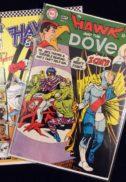 Hawk and Dove aparitie cheie benzi desenate vechi