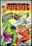 Hulk lupta Warlock benzi desenate vechi