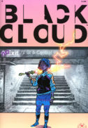 Black Cloud benzi desenate noi Image Comics