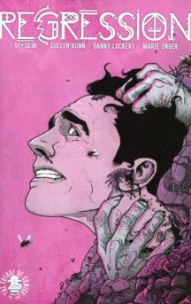Regression Image Comics first print benzi desenate noi